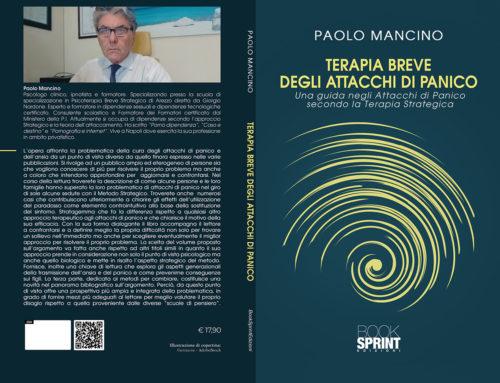 È uscito il mio nuovo libro: Terapia Breve degli Attacchi di Panico
